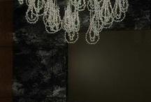 decord / bedrooms, new lighting ideas / by Soha Elshoura