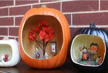 Fall Ideas / by Deborah J. Hughes