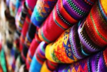 PERUVIAN INSPIRATION / Our wool and cotton yarns both come from Peru, a colorful country full of inspiration for knitters. / by WE ARE KNITTERS