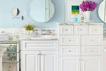 Bathroom Inspiration / The Bathroom...It's were most start their day and spend a substantial amount of time. Why not do it in style and be inspired at the same time? / by Lighting New York