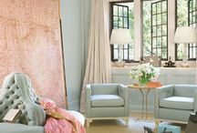 Interiors: Soft Colors / by Kristine Wasner Hershberger