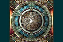 Mandalas  / by Jacqueline Albro Meinhold