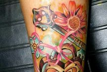 Tattoos / by Cristal Reeves