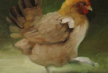 Chickens & Coops '>'>'> / All chicken related stuff with some ducks! / by Kathy Kiddy