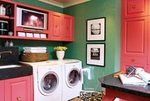 Laundry Rooms / by Maryann Rizzo