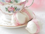 Afternoon tea / Beautiful dresses,dainty sandwiches,pretty cakes and a nice cup of tea!!! / by pauline sherwood