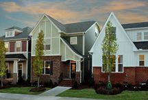 Dream Homes in TN / Lennar builds new homes in the most desired real estate locations across Nashville, TN. We hope you enjoy the photos! Is one of them your dream home? / by Lennar