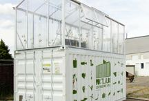 Shipping Containers / Ideas for Storage / by Annette Colborn