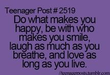 i love quotess♥ / by Reggan Olivia