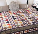 Love of Quilting TV Projects / Projects from Fons & Porter's Love of Quilting TV show on PBS. / by Fons & Porter's Love of Quilting