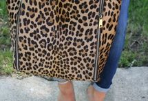 Everything leopard ♥ / by Marisol Diaz