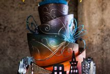 Cake. Cake. Cake. Cake.  / by Cassandra Ernst