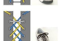 shoelaces / by Wendy Smith Sandvig