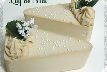 soap cakes / by Beate Stueber