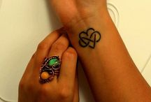 tattoos / by Shauna Stanger