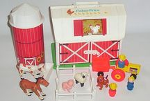 Toys I grew up with / by Holly Datsopoulos