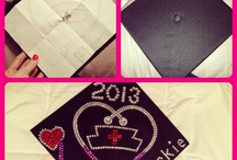Graduation Caps / by Jessicia Strong