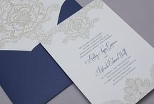 DIY Wedding Invitation Templates / Printable wedding invitations from Download & Print to help you create a gorgeous invitation suite without spending the earth. / by Download & Print