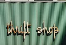 Favorite Thrift Store Facades / by WebThriftStore
