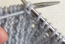 Knitting and Crochet / by Pam Matthews