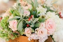 Tischdeko Blumen / by maddi