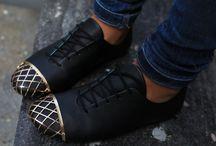 Shoe Porn / I like shoes. / by Greet The Sun