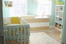 Baby - Nursery Ideas / by Wendy
