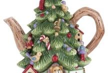 Tea, Christmas / by Denise Evelyn