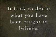 Quotes / by Kirsten Ensminger