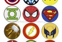 Super hero / by Kristen price