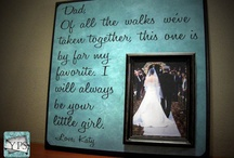 WEDDING IDEAS / by Claudia Ann