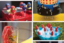 CHILDRENS BIRTHDAY PARTIES / by Linda Pennington