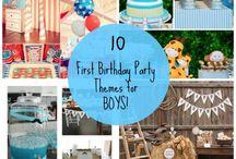 S- birthday ideas! / by Paula Allen