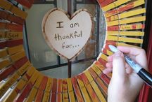 thankful for fall / by Anna Keyes