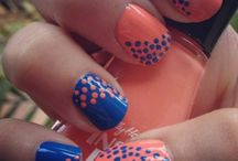 Nails :D / by Kelsie Grawey