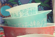 Vintage houseware / by Lily Bernal