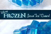 Frozen / by Maria Noel