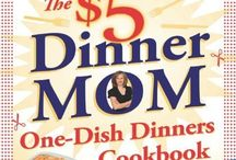 Cookbooks and Menu Planning / Favorite cookbooks and meal planning resources / by Tricia Hodges