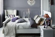 Bedroom decor ideas / by Lineé Aragon