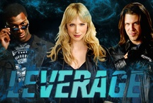 We provide... Leverage. / The TV show Leverage. / by Jane Bos