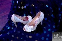 Trend Alert: Sparkly Wedding Shoes / by My Glass Slipper