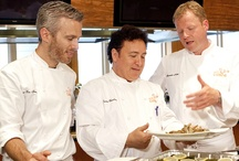 Culinary Roundtable  / Get inspired by the Culinary Roundtable at Lean Cuisine and taste the creativity of seasonal ingredients brought to you by celebrity chefs. / by Lean Cuisine