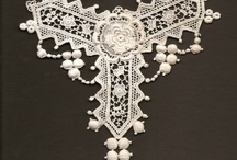 Inspiration - Lace / by Lindee Miller Goodall