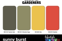 Colors for Gardeners / by CertaPro Painters®