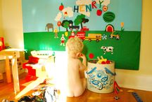 Kids' Room Decor  / by Dianna Kennedy