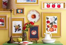 Fruity kitchen / Kitchen with a fruit theme.  / by Brittnee Coomer