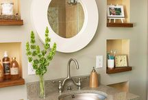 Hall Bathroom ideas / by LaVonne Cooper