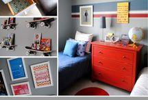boys' room / by Sharilynn Lansdell