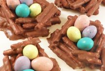 Easter / treats, decor, crafts & goodies / by Amy Obropta