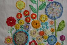 needlework  / by Louise Sherrington